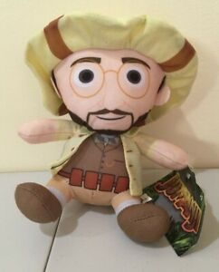 New Jumanji 2019 Dr Smolder Bravestone Plush Movie Soft Stuffed Toy Factory 7""
