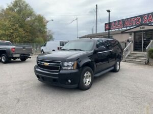 2013 Chevrolet Suburban LT 4WD 1500 Propane|Leather|Sunroof|Clean CarFax