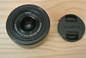 Panasonic-Lumix-G-Vario-12-32mm-f-3-5-5-6-ASPH-Lens-New-No-Box