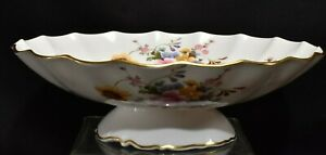 Royal-Crown-Derby-Derby-Posies-Footed-Marquise-Bowl