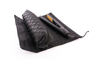Mateque Heat Resistant Carry Case Amp Heat Mat For Ghd Hair
