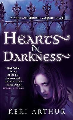 1 of 1 - Hearts in Darkness (Nikki and Michael Vampire Novel), Keri Arthur   Paperback Bo