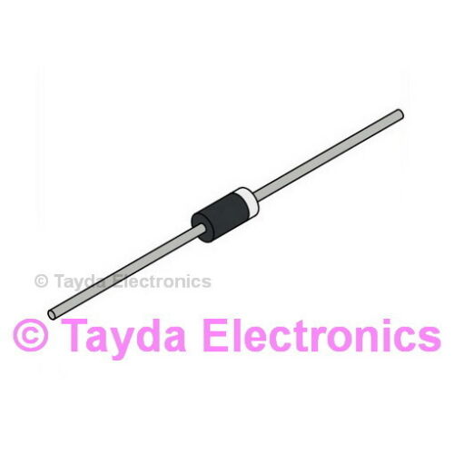 FREE SHIPPING 10 x 1N5822 SCHOTTKY DIODE 3A 40V