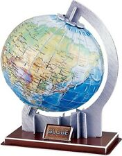 Jigsaw 3D Puzzle  -  World Globe  - 49  pieces