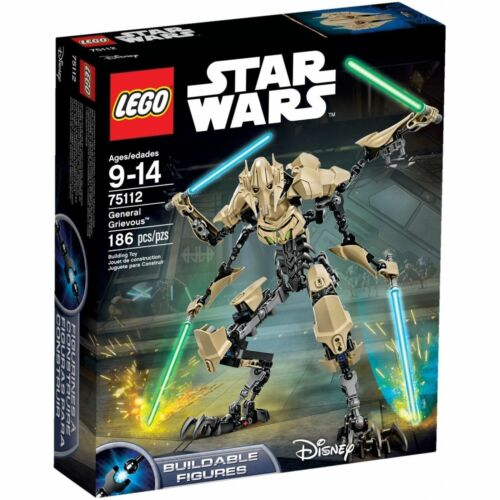 NEW LEGO Star Wars 75112 General Grievous