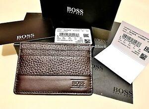 Hugo boss card holder wallet model aspens card 50316479 pebbled image is loading hugo boss card holder wallet model 039 aspen colourmoves