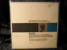 J. Brahms - Symphony No.4 in E minor / Furtwängler