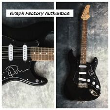 GFA Duran Duran Band * ROGER TAYLOR * Signed Electric Guitar AD1 COA