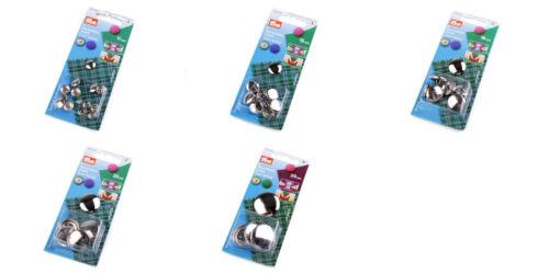Prym-überziehbare botones 11-29 mm-knopfrohlinge botones para obtener