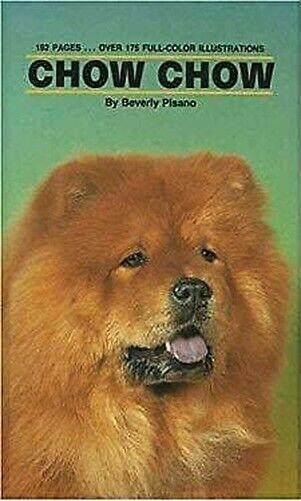 Chow Chows Taschenbuch beverly Pisano