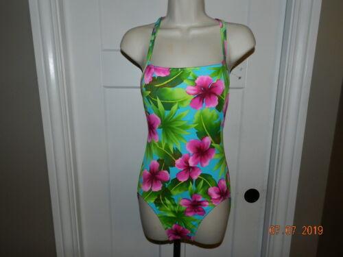 Women's Beach Cabana 1pc Bathing Suit Size S Small