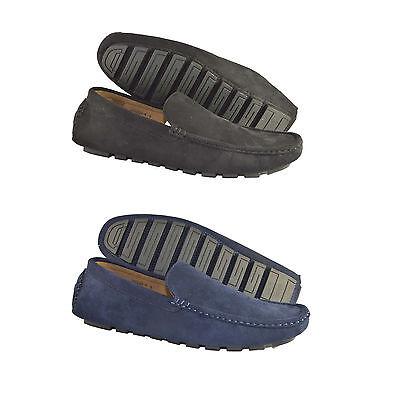 New Men's Casual moccassins Loaffers Slip On Conducción Zapatos UK 6-12 Nuevo En Caja