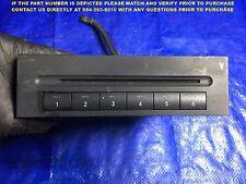 OEM 2006 - 2008 MERCEDES SLK R350 GL450 GL550 ML350 CD CHANGER MP3 A2118703889