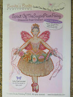 15% Off Brooke's Books X-stitch/bead Chart-spirit Of The Sugar Plum Fairy