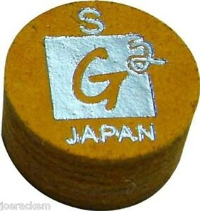 1-Genuine-G2-SOFT-S-Layered-Laminated-Pool-Cue-Tip-FREE-US-SHIPPING