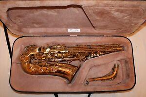 Yanagisawa Alto Saxophone A-900μ, Made in Japan, w/ Case, Mouthpiece, Care kit