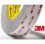 3M-VHB-Double-Sided-Acrylic-Foam-Tape-RP45-Heavy-Duty-1-5m-Rolls miniatuur 1
