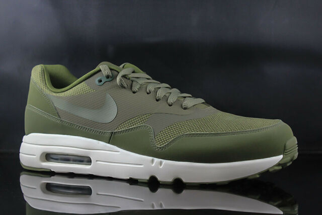 New Arrival Nike Air Max 1 Nike Air Max 1 Ultra 2.0 Essential Medium OliveLegion Green Sail Unisex Shoes Online Store