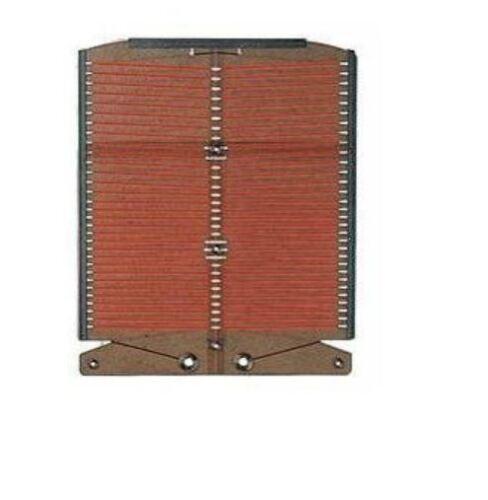 00457-Origine DUALIT 4 SLOT//quatre fentes grille-pain centre Moyen élément chauffant