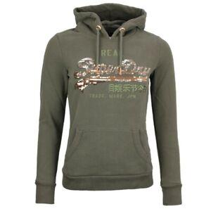 Superdry Sweat Pullover Damen | Superdry Damen Pullover