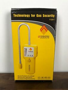 EG Air Y201 Propane and Natural Gas Leak Detector Gas Sniffer to Locate Gas Leak