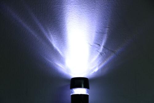 LED Warning Light BLACK 5 LED Multifunctional Bike Head Light BIKER ROAD