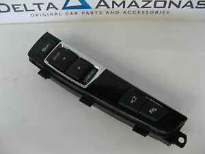 BMW F01 F02 F04 F06 F07 F10 F11 F12 Bedieneinheit Schalter Mittelkonsole 9201483