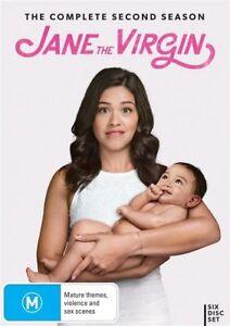 Jane-The-Virgin-Season-2-DVD-NEW-Region-4-Australia