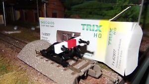 TRIX-62977-Binario-terminale-diritto-con-paraurti-e-massicciata-L-80-5-mm