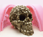 Large Skull Head 3D Silicone Mold Chocolate Clay Polymer Soap Diy Silicon Mould