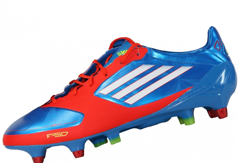 Adidas F50 adizero X TRX SG SYN V23970 Profi Fußballschuhe Gr. 40,5 Neu