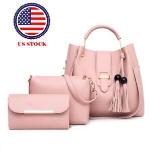 Women-Satchel-Body-Tote-Bags-Bag-Shoulder-Handbag-Purse-New-Hobo-Messenger-Cross