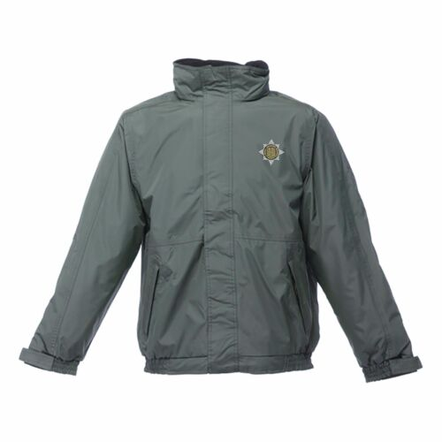 Royal Dragoon Guards Waterproof Regatta Jacket Fleece lined