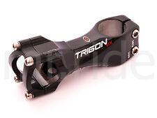 "Trigon EX90 Carbon Alloy Stem Road MTB bike 1-1/8"",6°,31.8 x 90mm 156g Black"