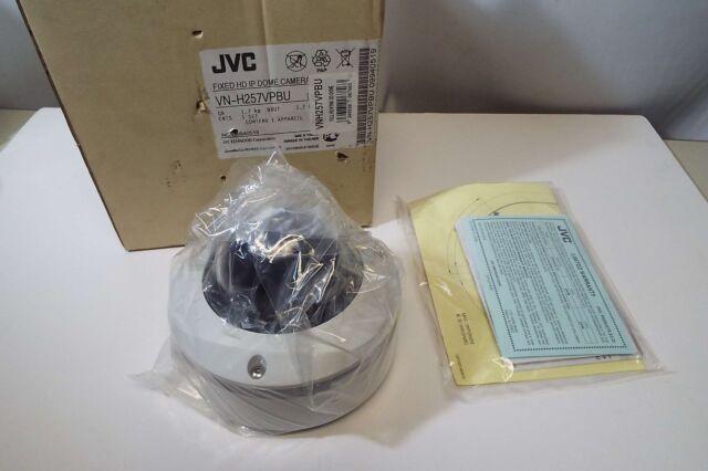 JVC dome camera VN-H237VPBU FIXED HD IP DOME VN-H237VPU FREE SHIPPING