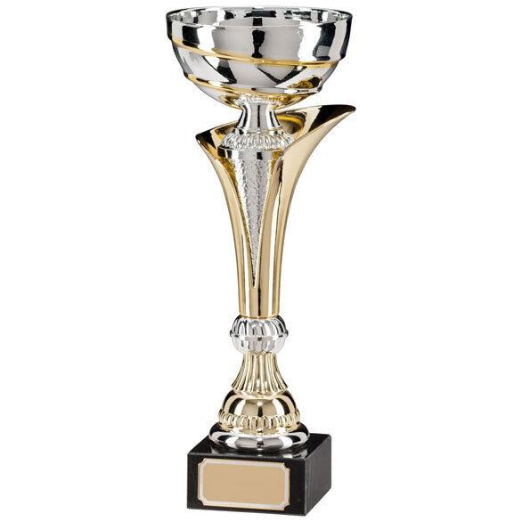 Silver / gold ARCHER METAL TASSE TASSE TASSE 5 tailles réalisation Danse Gravure Libre Récompense cups c864d5