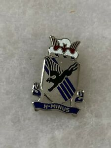 Authentic-US-Army-505th-Airborne-Infantry-Regiment-DI-DUI-Crest-Insignia-D-22