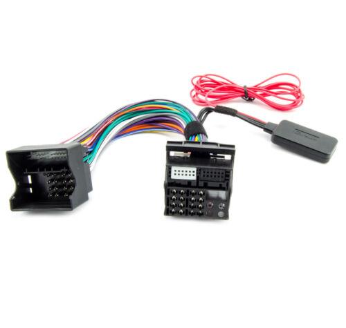Adaptador Bluetooth Opel Astra H Corsa C Zafira B cd30 cdc40 opera dvd90 radio