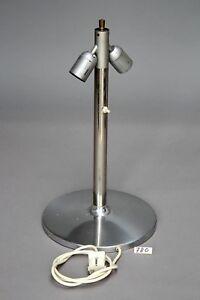 Tischlampe Lampenfuß 2-flammig E 27 zum Restaurieren # 780
