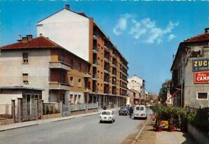 Cartolina-Settimo-Torinese-Via-Torino-Strada-Provinciale