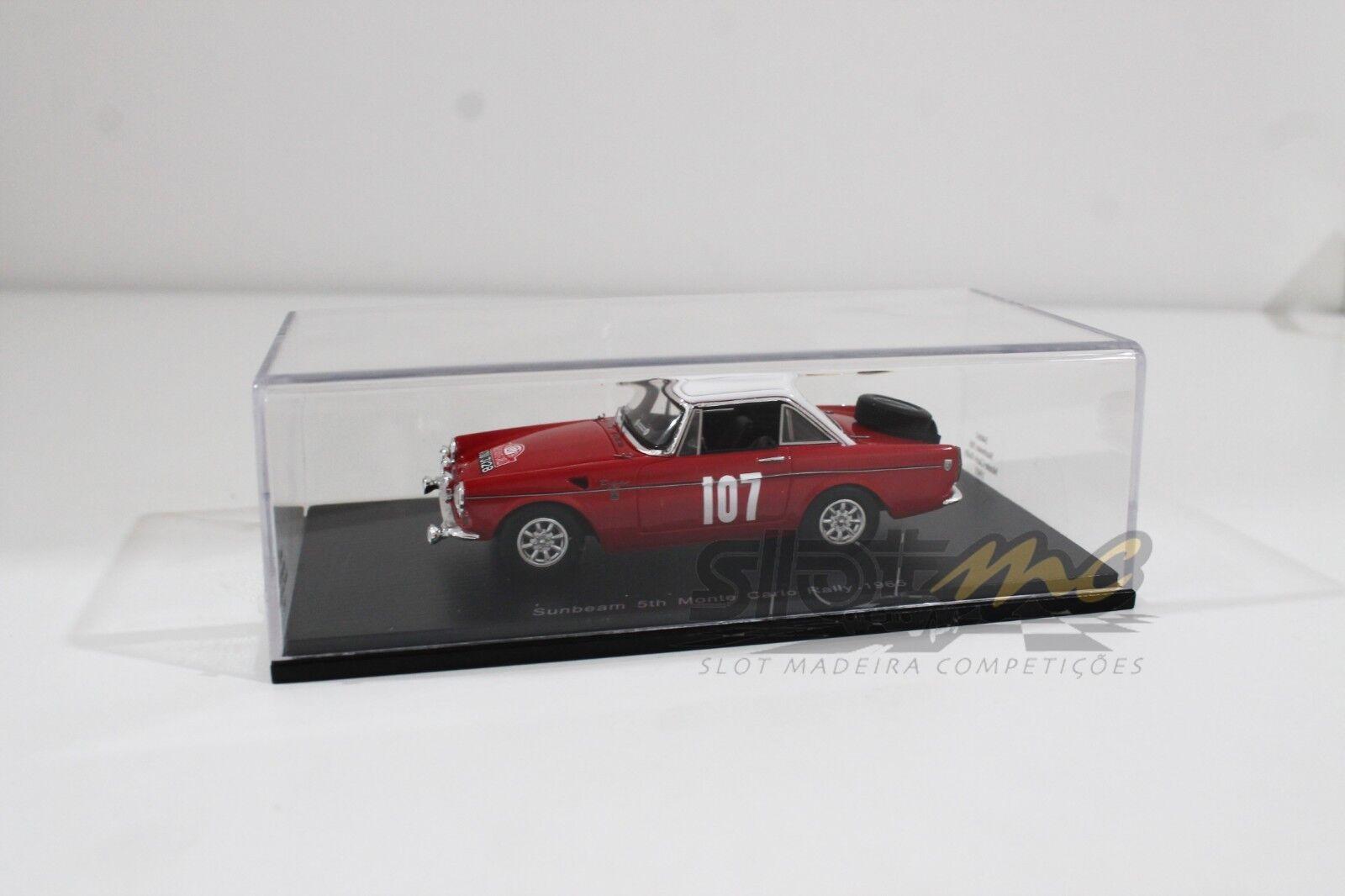 Spark Spark Spark S4061 Sunbeam 5th Monte Carlo Rally 1965 1 43  NEW ede7d6