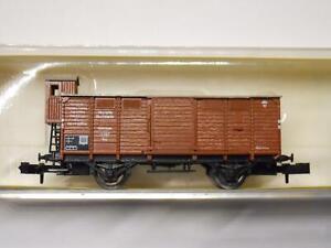 MINITRIX-51-3208-Gedeckter-Gueterwagen-DEUTSCHE-REICHSBAHN-28984