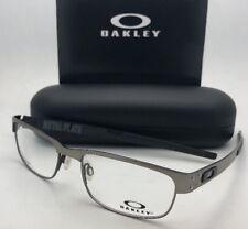 efea8d85b48 item 2 New OAKLEY Eyeglasses METAL PLATE 22-200 53-18 140 Titanium Matte  Silver Frames -New OAKLEY Eyeglasses METAL PLATE 22-200 53-18 140 Titanium  Matte ...