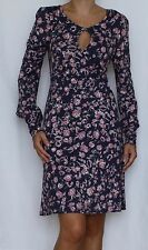 Floral Tea Dress by British Brand WAREHOUSE ,Size: XS  NEW!