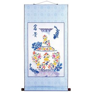 Diamond-Painting-Kit-Dotz-5D-Gem-SCROLL-ORIENTAL-BLESSING-PROSPERITY-100x48cm