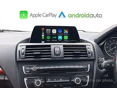 BMW iDrive NBT Evo 5 y 6 Apple Coche Jugar acitvation