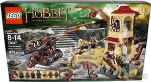 LEGO The Hobbit, The Battle of Five Armies (79017) - NEUF/NEW - SCELLE/SEALED