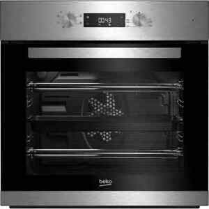 Beko-BRIF22300X-EcoSmart-Built-In-59cm-A-Electric-Single-Oven-Stainless-Steel