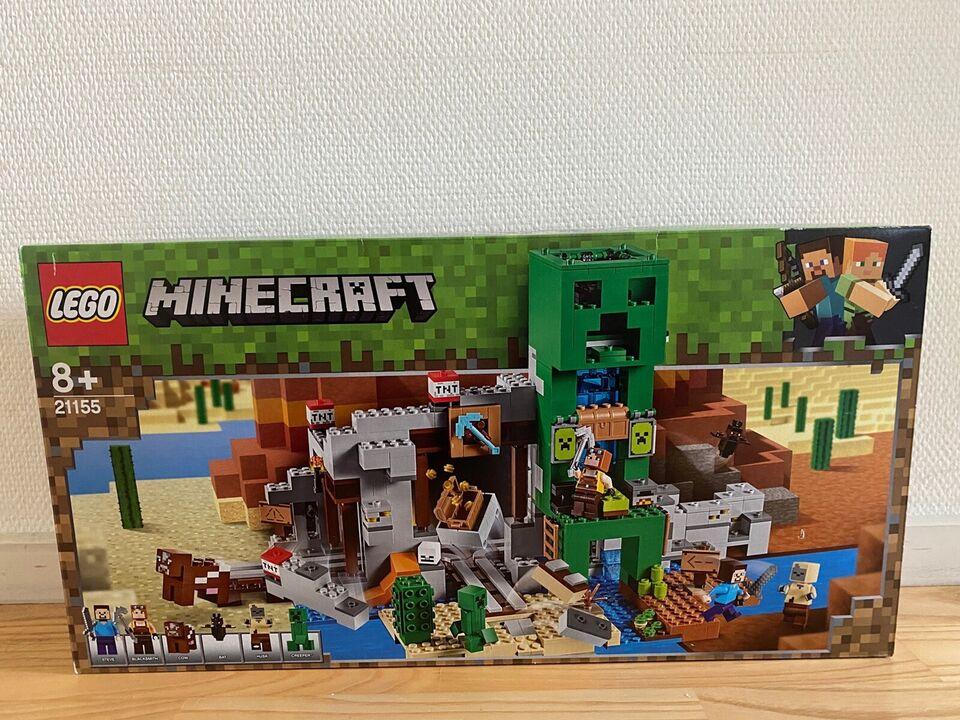 Lego Minecraft, 21156