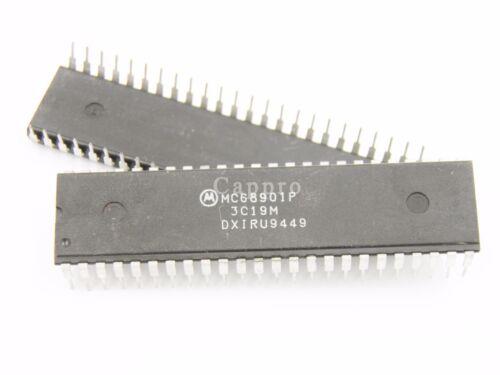 10pcs MC68901P DIP-48 MC68901 Multifunction Peripheral IC